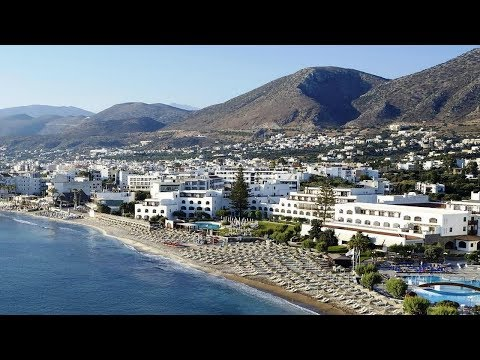Top10 Recommended Hotels In Hersonissos, Greece