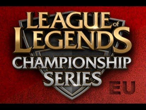 LCS EU Playoffs: Evil Geniuses vs. Copenhagen Wolves