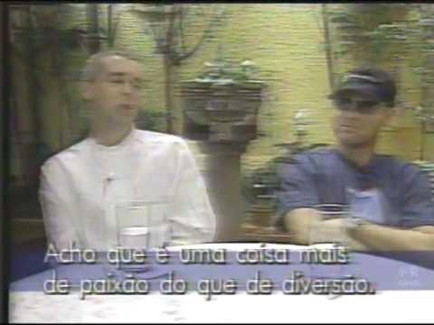 Pet Shop Boys @ MTV Brazil (Interview)