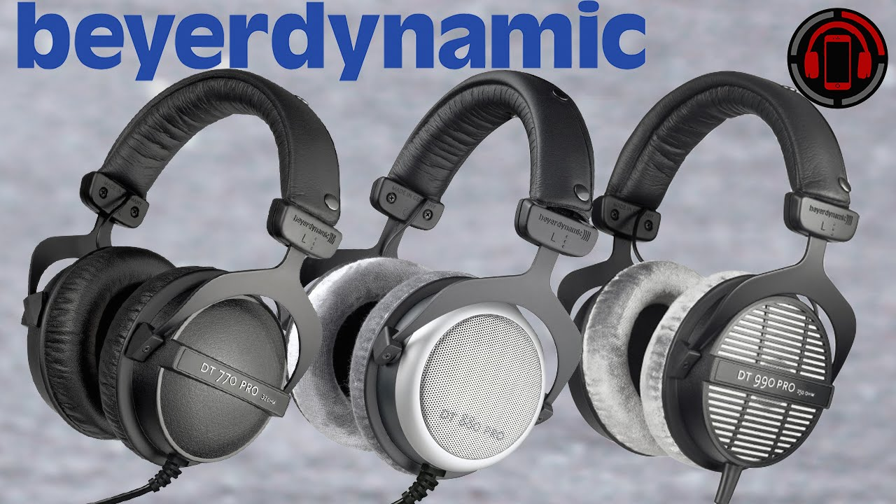 beyerdynamic dt 990 pro review deutsch german youtube. Black Bedroom Furniture Sets. Home Design Ideas