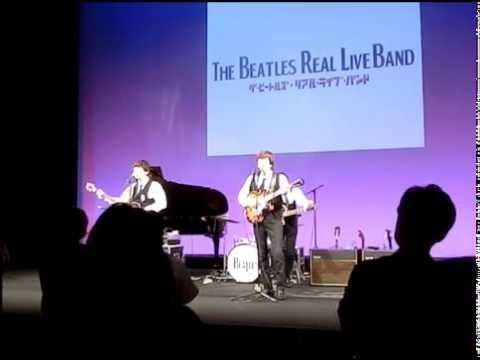 The Beatles Real Live Band Live 4th stage '16.10.16