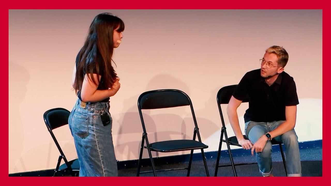 Sexisme et harcèlement : ESCP Business School sensibilise ses étudiants par le théâtre.