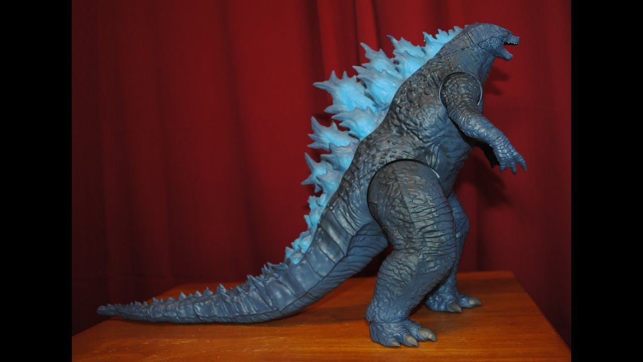Collector's Guide   Playmates Giant Godzilla from GODZILLA VS KONG