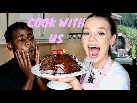 UNREAL CHOCOLATE CAKE - COOK WITH US | Madison Sarah