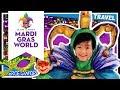 Fat Tuesday 2018 Mardi Gras Parades New Orleans Blaine Kern Mardi Gras World