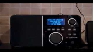 Grace Digital Innovator X GDI-IR2600 Wi-Fi Internet Radio