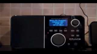 Grace Digital Innovator X GDI-IR2600 Wi-Fi Internet Radio