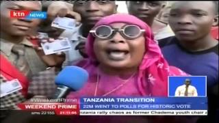 Over 22 Million voters are eagerly waiting for electoral results as Tanzania decides