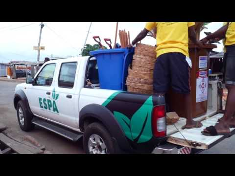 Chorkor Beach Clean-Up 2016 - Accra, Ghana