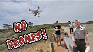 ILLEGAL DRONE FOOTAGE!