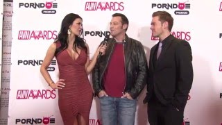 PornDoe Premium Interview with Axel Braun and Ryan Ryder @ the AVN Awards 2016