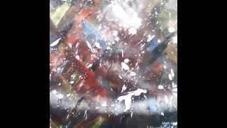 Richard N. Hope -first Abstract Art