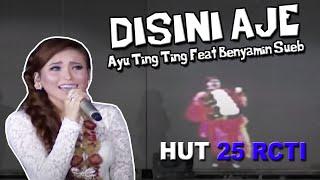 Video Ayu Ting Ting Feat Benyamin Sueb - Disini Aje [HUT 25 RCTI] download MP3, 3GP, MP4, WEBM, AVI, FLV September 2018