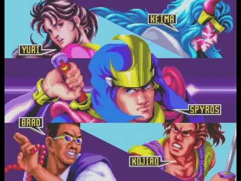Arcade Longplay [600] Mystic Warriors