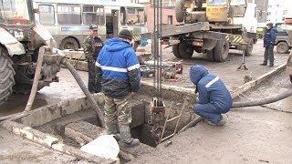 В Копейске меняют пожарные гидранты
