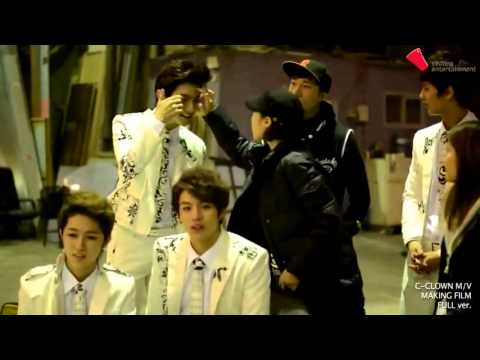 C-CLOWN   'Far Away Young Love' MV Making