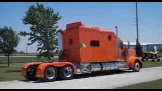 Red Sovine-Truck Drivin