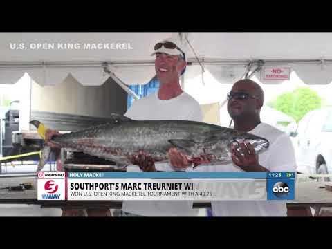 Southport Angler Wins U.S. Open King Mackerel Tournament