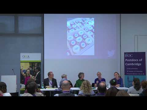 Panel discussion: Institutional Perspectives