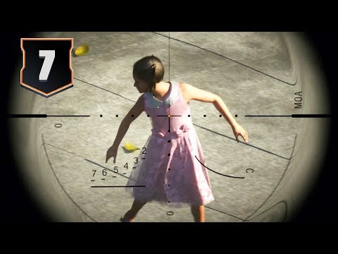 Black Ops 4 Specialist Campaign - Part 7 - Shoot the Little Girl?