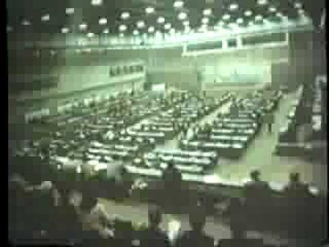 UNCTAD III   Abril-Mayo 1972.