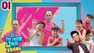 Download Video NHỮNG ĐỨA CON TỪ TRÊN TRỜI RƠI XUỐNG | TẬP 1 FULL | Tiến Luật nhận nuôi 2 con khi bạn thân tử nạn😢 MP3 3GP MP4