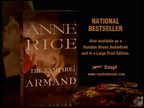 Armand by Anne Rice