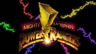 """Mighty Morphin Power Rangers """"I Know A Place"""" by Ron Wasserman"""