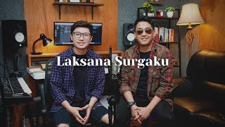 Download Laksana Surgaku - Raynaldo Wijaya ft. Dudy Oris (Cover)