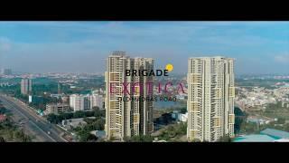 Gambar cover Brigade Exotica | Brigade Group | Tallest Residential Apartment Bangalore | 4K UHD | Eagle Eye Films