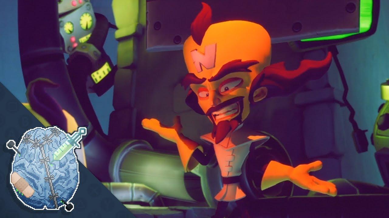 Crash Bandicoot 4: It's About Time - Part 22: Cortex Clocks Out