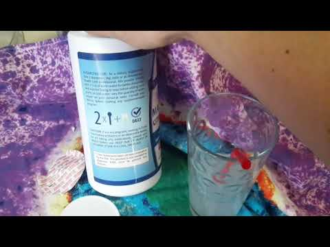 Magnesium Citrate Powder By Activa Naturals  (Product Review)