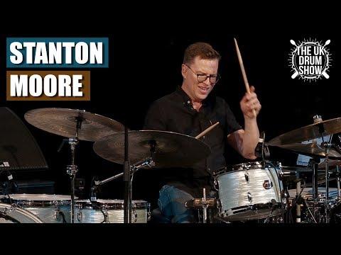 STANTON MOORE | UK Drum Show 2018