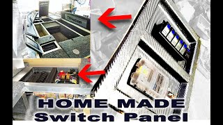 diy switch panel/fuse block combo: compact - boat wiring, fuses, etc. -  youtube  youtube
