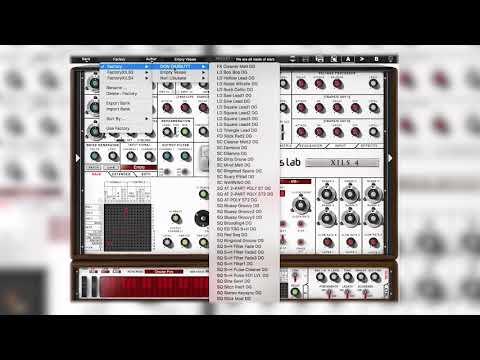 XILS 4 by XILS-Lab