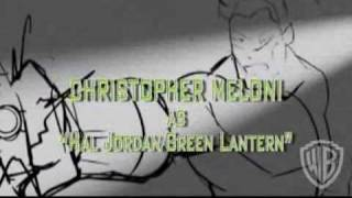 Green Lantern First Flight Behind the Scenes(Sneak Peek)