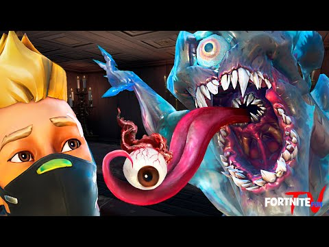 FORTNITE MONSTER Vs DRIFT - NOOB WIN THE DEVOURER In CHAPTER 2 (Fortnite Short Film)