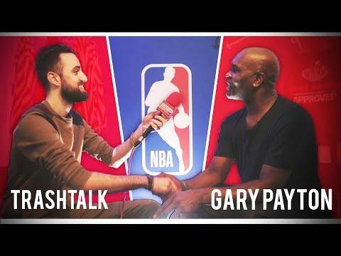 Gary Payton : la grosse interview Trashtalk x Foot Locker Europe