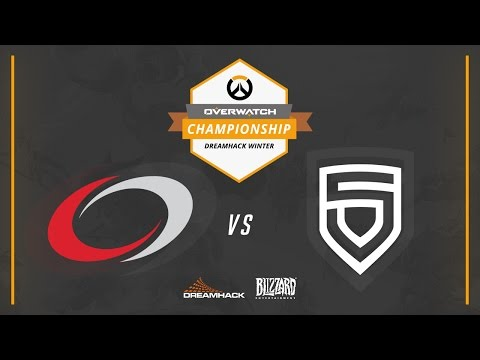 Overwatch - compLexity vs PENTA - Group A Decider - Overwatch Championship at DreamHack Winter