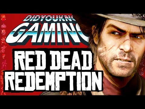 Red Dead Redemption - Did You Know Gaming? Feat. Furst