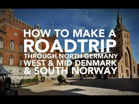 North Germany & South Scandinavia Roadtrip Part 1 - Hamburg and Odense travel guide