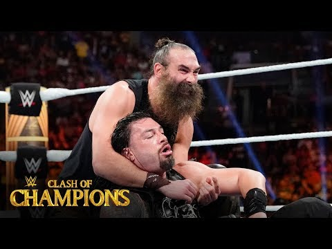 Luke Harper returns to stop Roman Reigns' charge: Clash of Champions 2019 (WWE Network Exclusive)