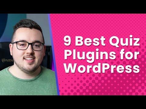 The 9 Best WordPress Quiz Plugins