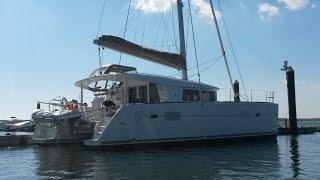 catamaran Lagoon 400 S2 Ibiza