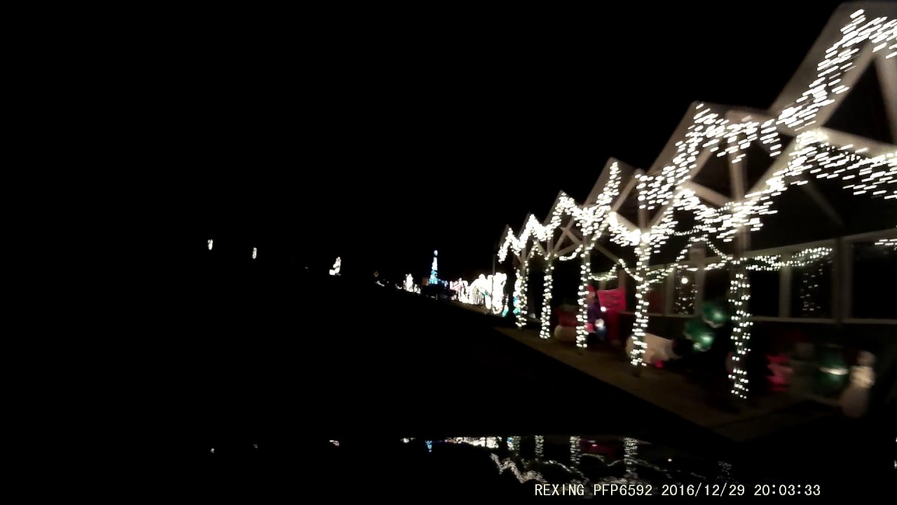 Roper Mountain Lights
