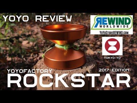 [Yo-Yo] YoYoFactory – ROCKstar Review by TokYo-Yo