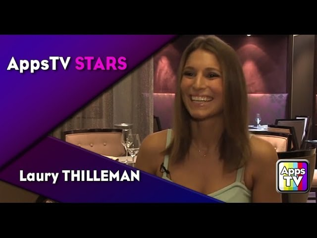 Laury Thilleman (Miss France 2011) - AppsTV STARS