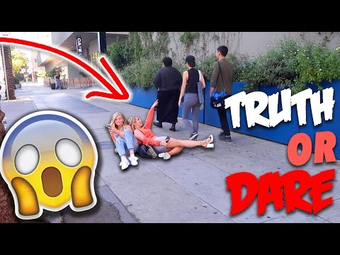 EXTREME TRUTH OR DARES !!! ( MUST watch! )  with LOREN GRAY