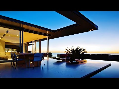 Sophisticated, Sleek, Minimalistic Designed, Contemporary Luxury Home in Camps Bay, South Africa