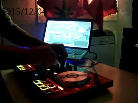 Mix Pioneer Set techno  DDJ SB Serato dj mix ALEX oddi
